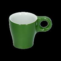 Espressokopje 'One' Smaragdgroen