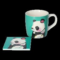 Maxwell Pete Cromer onderzetter Panda