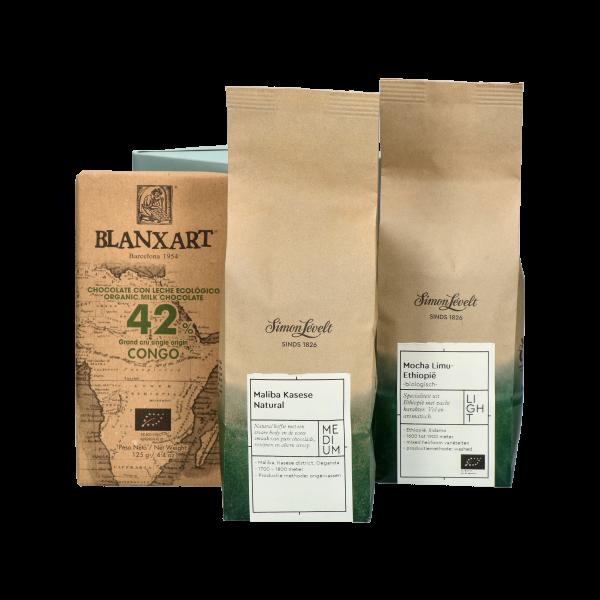 Cadeaupakket Koffie - Afrika