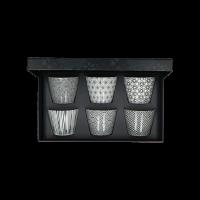 Tokyo Design Nippon Black mok set van 6