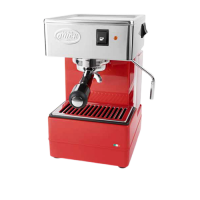 Quick Mill 820 Rood
