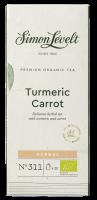 Turmeric Carrot Premium Organic Tea - 20 theezakjes