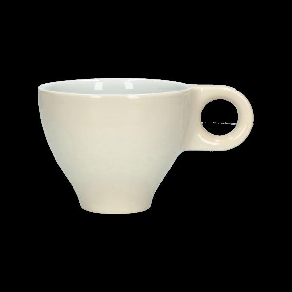 Cappuccinokop 'One' Ivoor
