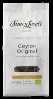 Ceylon Original Premium Organic Tea - 90 gram losse thee