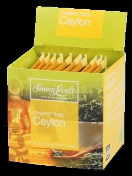 Ceylon - 10 theezakjes