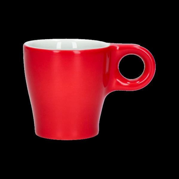 Espressokopje 'One' Rood