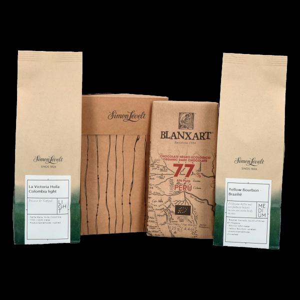 Cadeaupakket Koffie - Zuid-Amerika