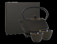 Teaclassix Arare 0,8l Gold Giftset