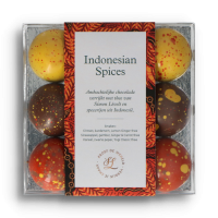 Indonesian Spices Chocolate