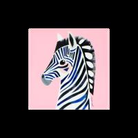 Maxwell Pete Cromer onderzetter Zebra