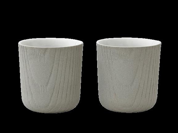 Toast MU espressokop Grey 80 ml