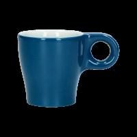 Espressokopje 'One' Donkerblauw