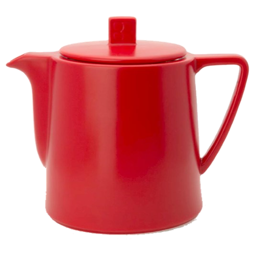 Lund Theepot rood 1500ml