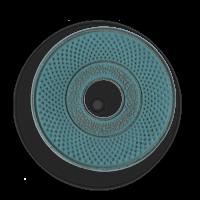 Teaclassix Onderzetter blauw 14 cm