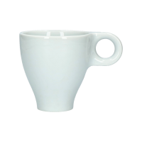 Latte Macchiatokop 'One' Wit