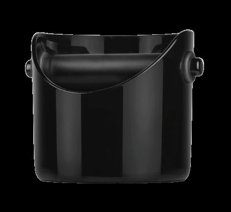 Grindenstein uitklopbak super-sized zwart