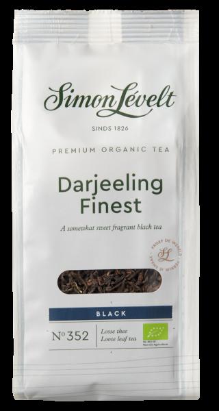 Darjeeling Finest Premium Organic Tea - 90 gram losse thee