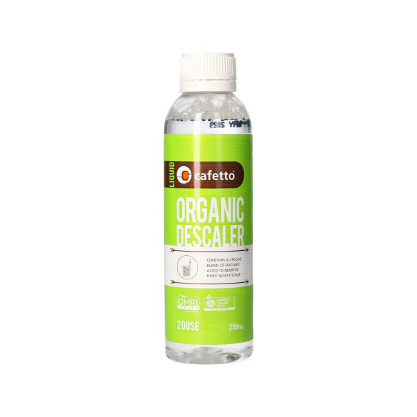 Cafetto Organic Descaler 250 ml
