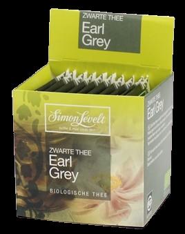 Earl Grey - 10 theezakjes