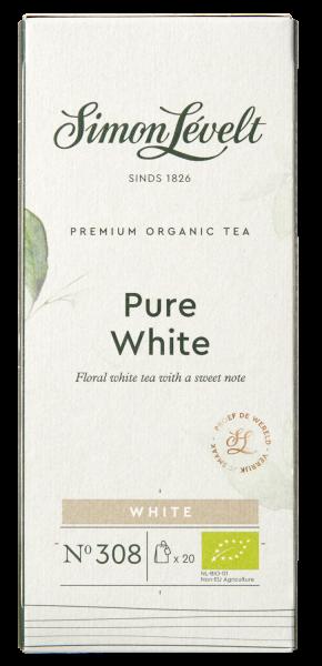 Pure White Premium Organic Tea - 20 theezakjes