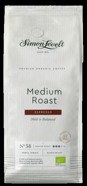 Medium Roast Premium Organic Coffee - 500g