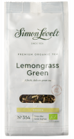 Lemongrass Green Premium Organic Tea - 90g losse thee
