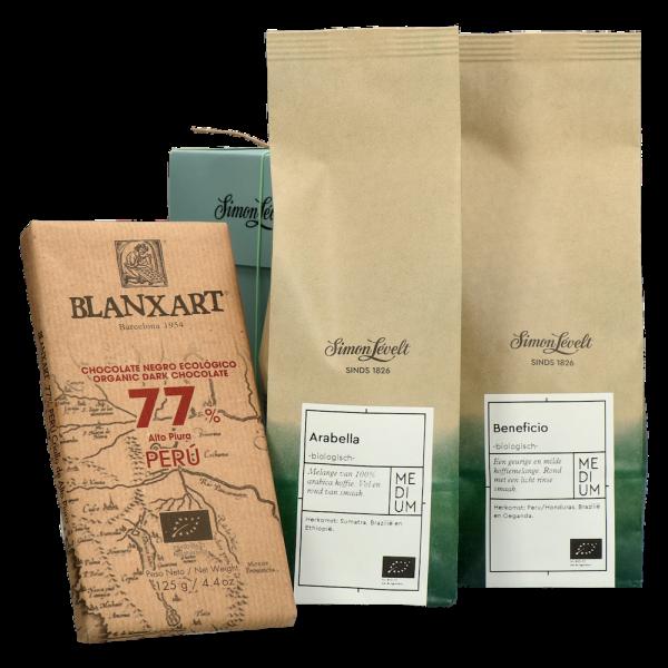 Cadeaupakket Koffie - Espresso