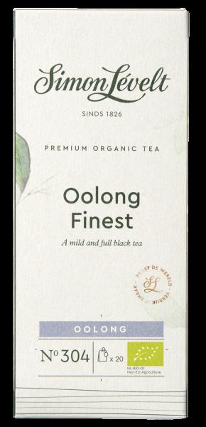 Oolong Finest Premium Organic Tea - 20 theezakjes