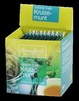 Kruizemunt - 10 theezakjes